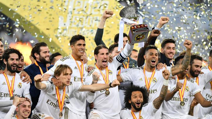 Real Madrid Win Super Cup with Help from Cynical Saviour Valverde
