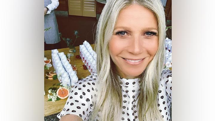 Gwyneth Paltrow. Instagram/@gwynethpaltrow