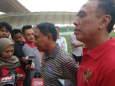 PSSI's Iwan Bule Deems Sanction from FIFA Too Harsh