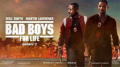 Bad Boys for Life Kembali Puncaki Box Office Akhir Pekan