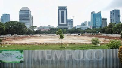 Central Govt Deems Monas Revitalization a Violation