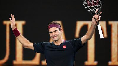 Rust-Free Federer Launches Melbourne Campaign with Sublime Win