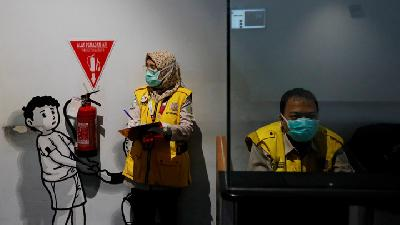 Jakarta Health Agency Readies 3 Hospitals, Anticipate Coronavirus