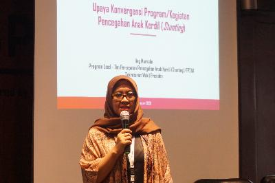 Indonesia Aims to Combat Stunting