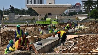 Monas Revitalization Marches On Despite Controversy