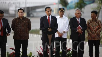 Jokowi: New Capital, New Mindset