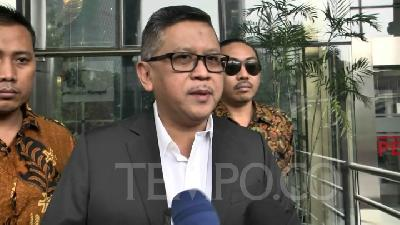 KPK Examines Hasto Kristiyanto as Witness for Wahyu Setiawan