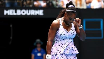 Serena Williams Knocked Out of Australian Open Third Round