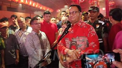 Anies to Focus Jakarta as Economic Center After Capital City Move