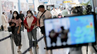 8 Denpasar-Wuhan Flights Canceled over Coronavirus Outbreak