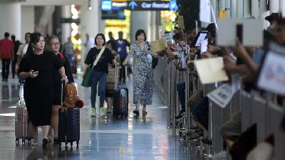 Bali's Ngurah Rai Airport to Mandate Swab Tests for Visitors