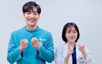 Kim Min Jae dan So Ju Yeon Pun Kena Demam Any Song Challenge