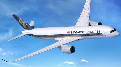 Singapore Airlines Reduce Services Amid Coronavirus Outbreak