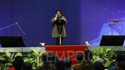 Megawati Hopes No Party Building Political Dynasty