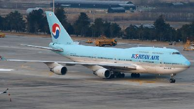 Awak Pesawat Korean Air Tertular Virus Corona