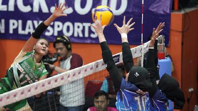 Virus Corona, Final Four dan Grand Final Proliga 2020 Ditiadakan