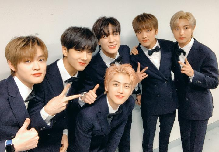 Grup K-Pop NCT Dream di Seoul Music Awards 2020/Twitter-@NCTsmtown_DREAM