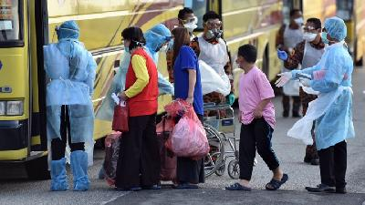 41 New Covid-19 Cases in Malaysia Linked to Religious Event