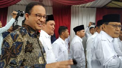 Monas Unavailable for Formula E; Anies Advised to Lobby Ministry