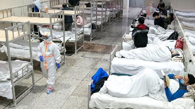 China Coronavirus Deaths Rise 254 to 1,367 on Wednesday