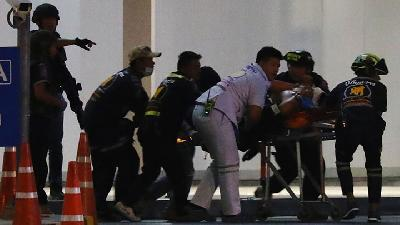Thailand Rampage:Death Toll Hits 21 After Attempt to Stop Shooter