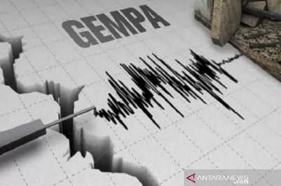 Kobisonta, Maluku Province Struck by Series of Earthquakes