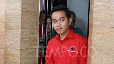 PDIP Backs Jokowi's Son, Gibran Rakabuming, in Solo Election