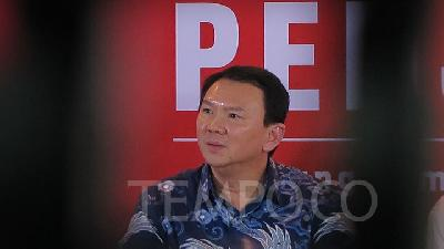 Ahok Is Back