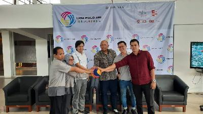 Songsong Olimpiade 2032, Liga Polo Air Indonesia Digelar 3 Maret