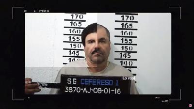 Prisoner 3870, Alias 'El Chapo,' Appears in Rare Mexican Video