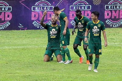 Live Streaming dan Hasil: Final Persebaya Vs Persija