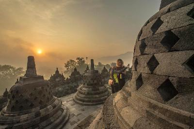 Borobudur Opens Virtual Tour in Japanese