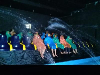 Bekasi Introduces the First 5D Waterpark Theater in Indonesia