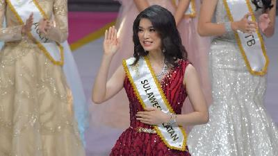 6 Fakta Miss Indonesia 2020 Pricilia Carla Yules