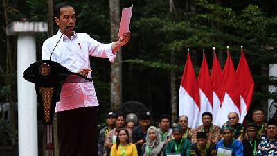 Jokowi Pleased by National Startup Industry's Rapid Development