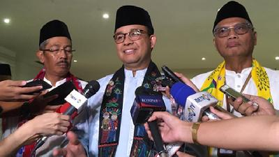 PKS Backs Anies Baswedan on Flood Issue: He Works Alone