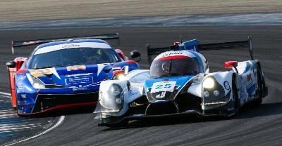 Rio Haryanto Pole Position di Asian Le Mans Buriram