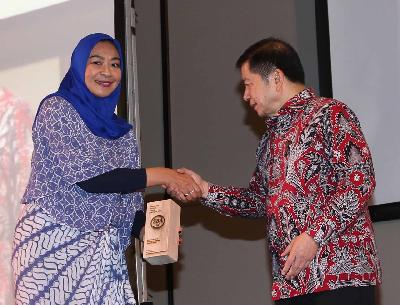 Danone-AQUA Raih Penghargaan di Sustainable Business Award 2020