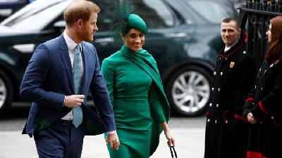 Pangeran Harry - Meghan Pindah ke Los Angeles?