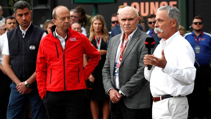 Australian Grand Prix Cancelled Due to Coronavirus