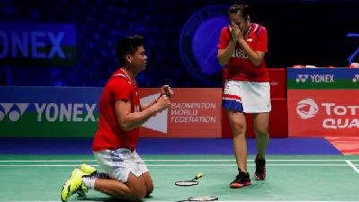 Praveen / Melati Wins All England Title