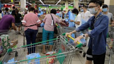 Food from Malaysia to Singapore Not Hit by Border Closure