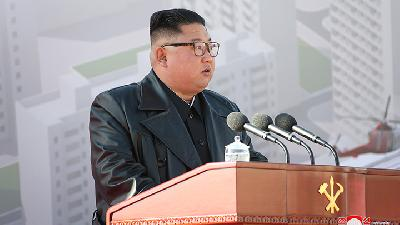 South Korea: Kim Jong Un May Be Trying to Avoid Coronavirus