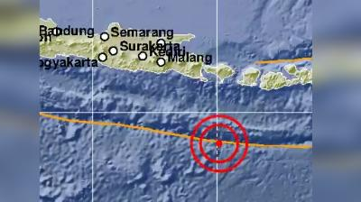 Bali Earthquake Followed by 12 Aftershocks, BMKG Reports