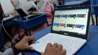 Google Launches Indonesian Version of Teach From Home Site