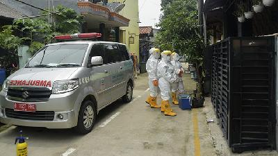 Unilever Cikarang Cluster; Family Members Infected with COVID-19