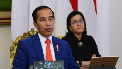 Jokowi Allocates Additional Rp400tn Budget to Handle COVID-19