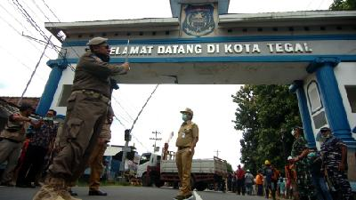 Tegal COVID-19 Lockdown, Mayor: No Reprimands from Central Govt