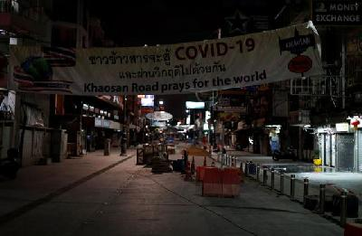 Thailand Suspends Incoming Passenger Flights to Fight Coronavirus