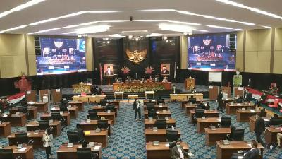 DPR to Start Discussing Job Creation Bill Next Week
